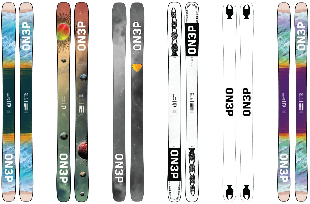 ON3P Skis founder & CEO, Scott Andrus, goes on Blister's GEAR:30 podcast to discuss the 2020-2021 ON3P skis lineup, new 2021 ON3P skis, ON3P's 2021 touring skis, & more