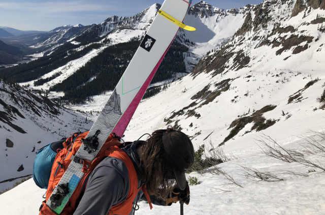 Luke Koppa & Jonathan Ellsworth review the Majesty / ATK R12 alpine touring binding for Blister in Crested Butte, Colorado