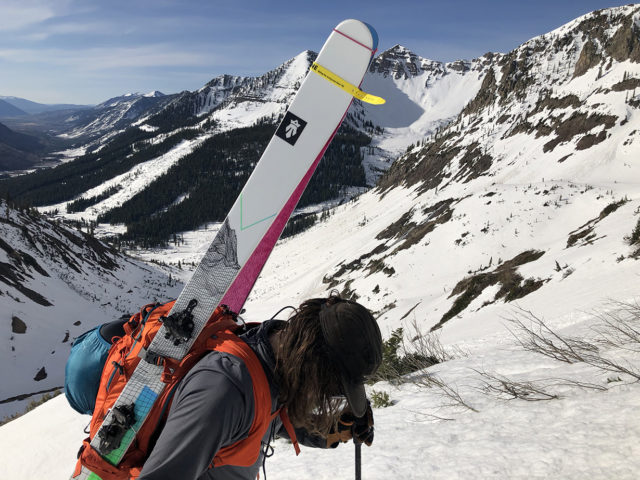 Luke Koppa reviews the Gregory Targhee 32 for Blister in Crested Butte, Colorado.