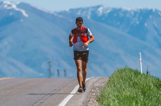Mike McKnight goes on Blister's Off The Couch Podcast to discuss how and why he ran 100 miles without consuming a single calorie.