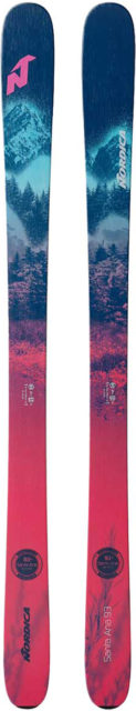 Kristin Sinnott reviews the Nordica Santa Ana 93 for Blister in Crested Butte, Colorado