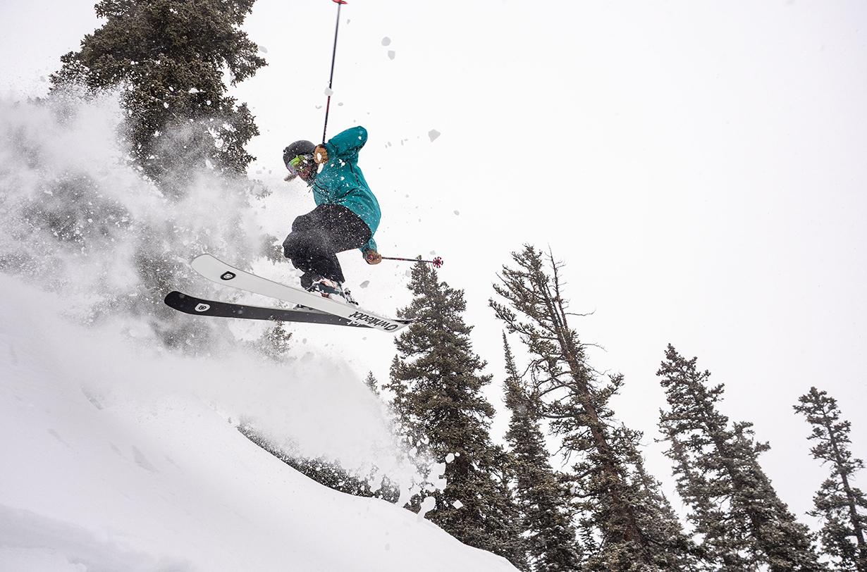 Luke Koppa reviews the Whitedot Altum 114 for Blister in Crested Butte, Colorado.