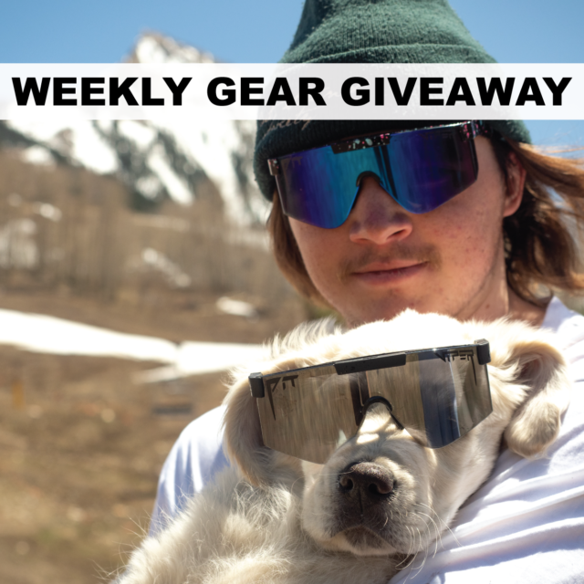 Win Pit Viper Sunglasses; Blister Gear Giveaway
