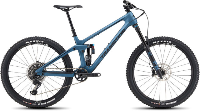 Blister Brand Guide; Blister breaks down Transition's Mountain Bike lineup