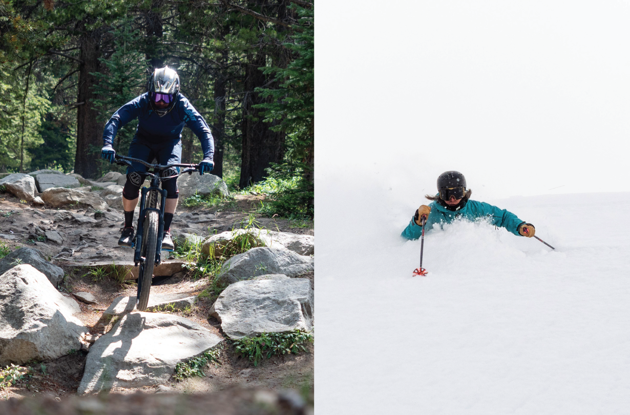 Bikes vs. Skis Part 2 2020; Jonathan Ellsworth, David Golay, Eric Freson, & Noah Bodman discuss which bike companies are most similar to which ski companies on Blister's Bikes & Big Ideas podcast