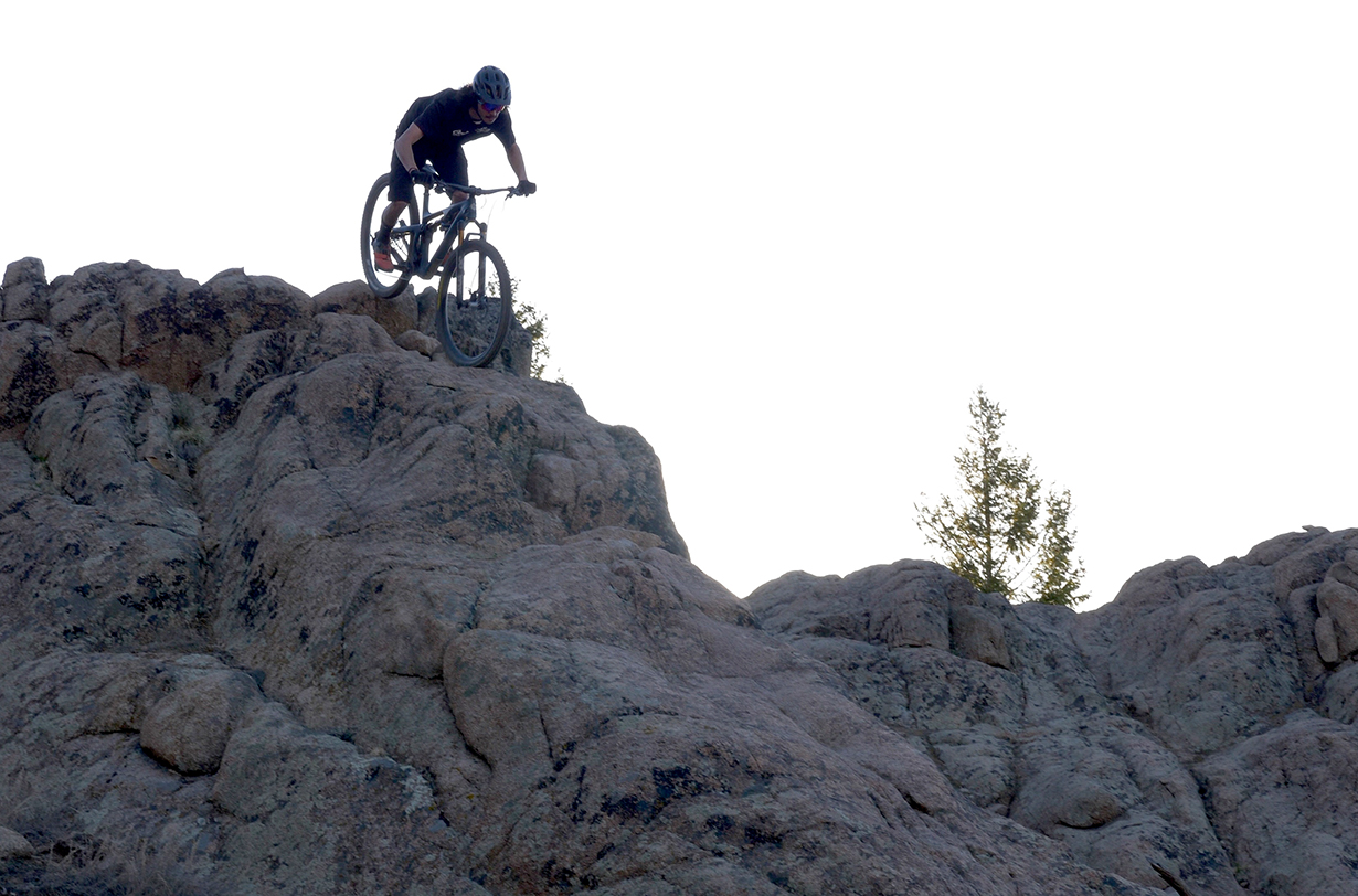 Dylan Wood reviews the Yeti SB130 for Blister in Gunnison, Colorado.
