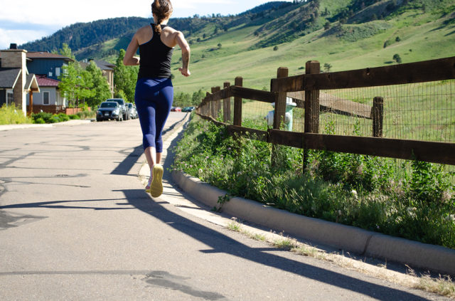 Maddie Hart reviews the Hoka One One Carbon X for Blister