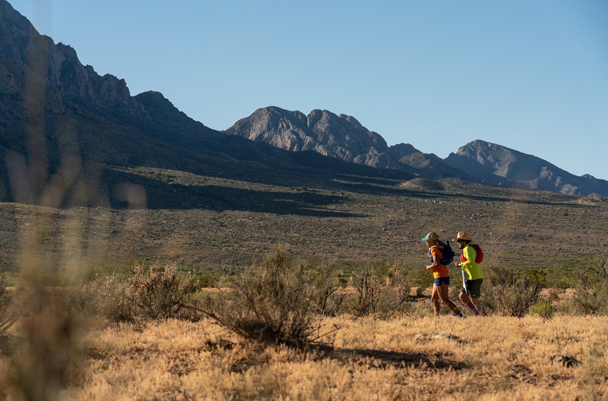 Faith E. Briggs goes on Blister's Off the Couch Podcast to discuss her film, This Land; running track and trail running; and diversity in the outdoors and beyond