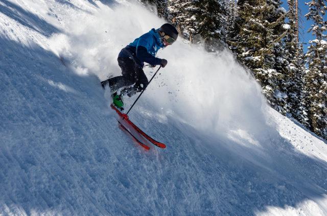 Luke Koppa reviews the K2 Reckoner 102 for Blister in Crested Butte, Colorado.