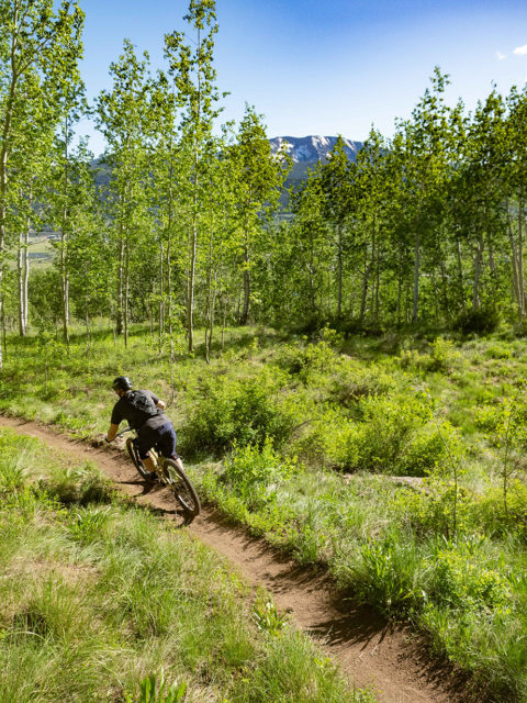 Eric Freson, Dylan Wood, & Jonathan Ellsworth review the Santa Cruz Hightower for Blister in the Gunnison-Crested Butte Valley, Colorado