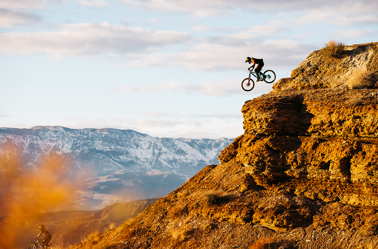 Cam McCaul goes on Blister's Bikes & Big Ideas podcast to discuss filming for TGR's Accomplice, commentating, preparing to ride big lines, the most underrated type of mountain biking, and more