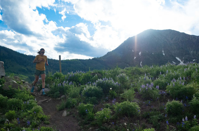 Maddie Hart reviews the Salomon Ultra W /Pro for Blister in Crested Butte, Colorado.