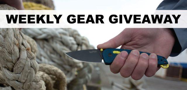 Win Pocket Knives from SOG, BLISTER