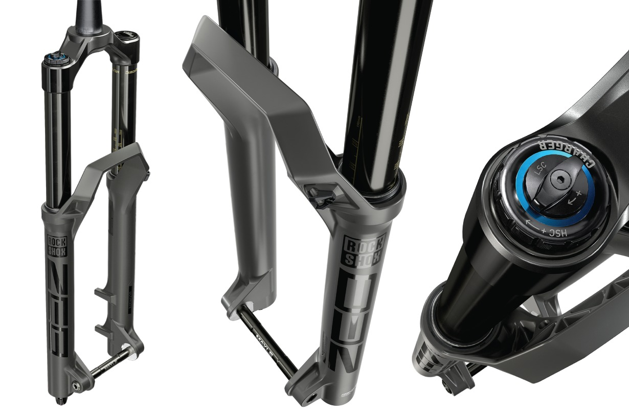 David Golay reviews the RockShox ZEB fork for Blister