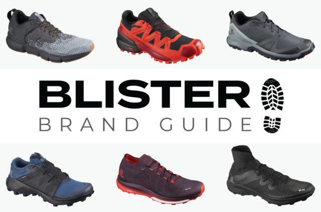 Blister Brand Guide: Blister breaks down the entire 2020 Salomon running shoe lineup