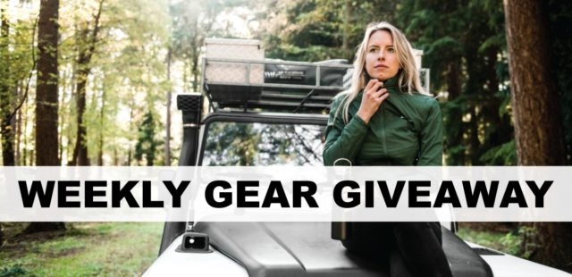 Win a Midlayer from Cortazu, BLISTER