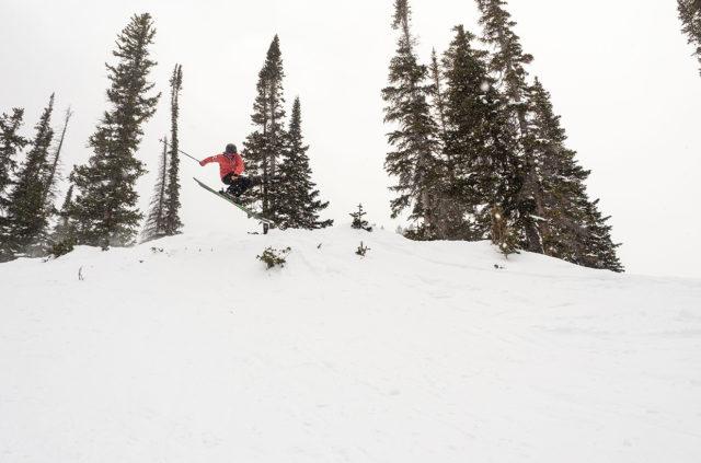 Luke Koppa reviews the Rossignol BLACKOPS Sender for Blister in Crested Butte, Colorado.