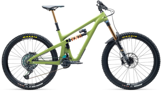 Blister Brand Guide: Yeti Mountain Bike Lineup, 2021