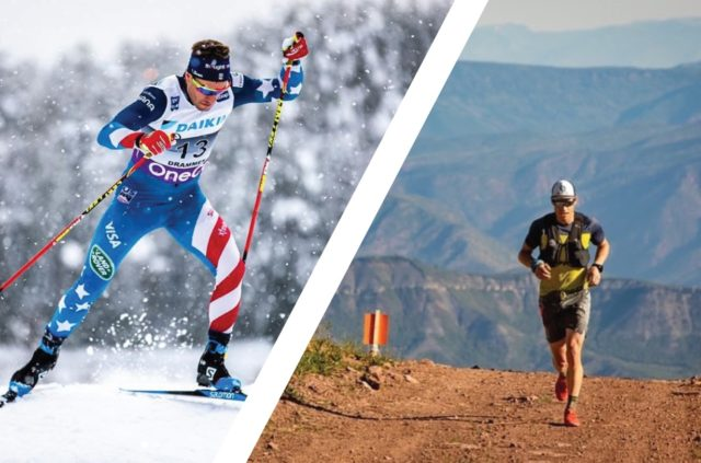Simi Hamilton goes on Blister's Off The Couch podcast to discuss racing on the US Olympic cross-country ski team, winning the Power of Four trail running race, and more
