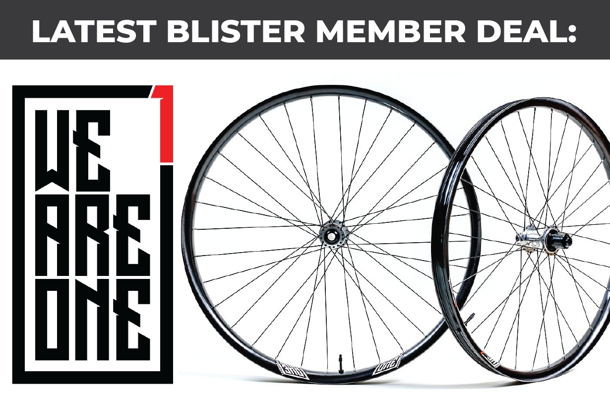 Get 15% off We Are One Composites; Blister Member Deals