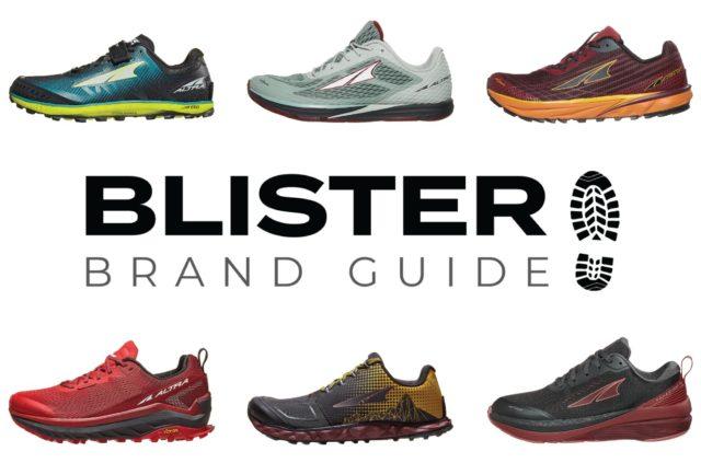 Blister Brand Guide: Blister breaks down the 2020 Altra Running Shoe Lineup