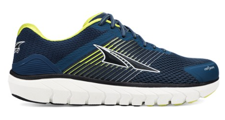Blister Running Shoe Review Altra Provision
