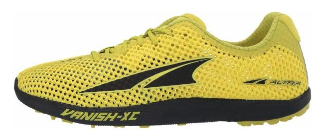 Blister Trail Running Shoe Review Altra Vanish XC Cross Country