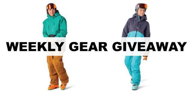 Win a Men's or Women's Flylow Outerwear Kit, BLISTER