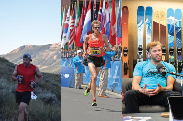 Ryan Hall goes on Blister's Off The Couch Podcast to discuss running his first ultramarathon, the Grand Traverse in Crested Butte, how he is now focused on weight lifting, how he views weight and running performance, and much more