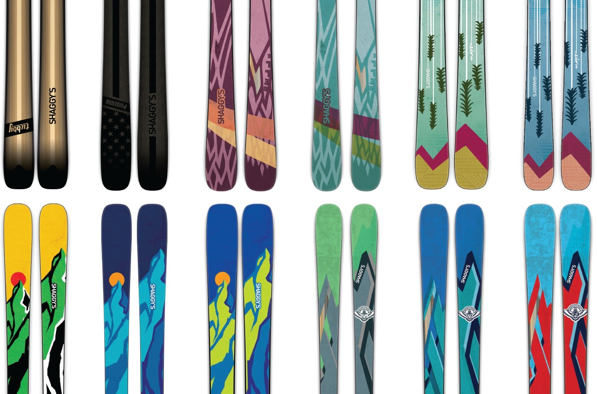 Shaggy's Copper Country Skis ski designer, Jeff Thompson, goes on Blister's GEAR:30 podcast to discuss how Shaggy's makes their skis in Michigan, and runs through Shaggy's 20/21 ski lineup