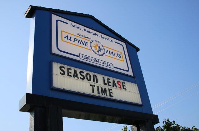 Blister Recommended Shops: Spokane Alpine Haus