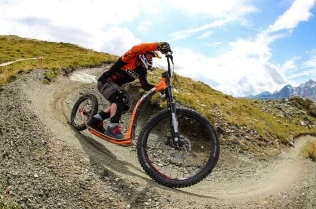 Gravity Scooter's Jordi Ponti goes on Blister's Bikes & Big Ideas podcast to discuss what the origins of the brand and sport, scooter mushing, and much more