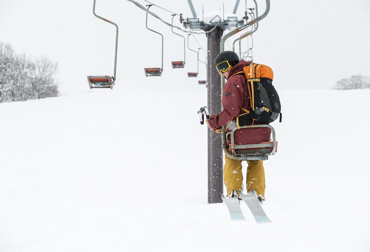 Eric Pollard leaves Line Skis in 2020
