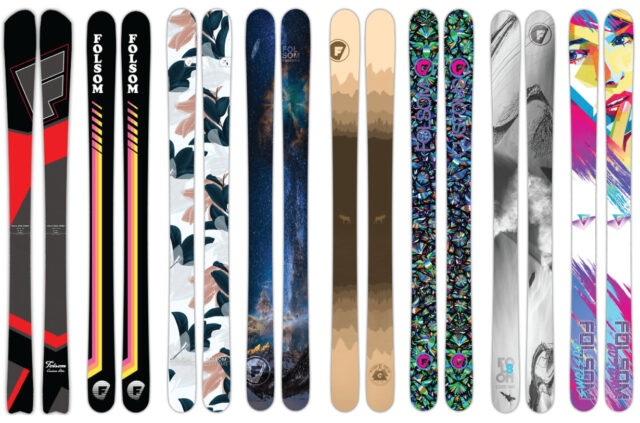 Folsom Skis CEO Mike McCabe goes on Blister's GEAR:30 podcast to discuss Folsom's PPE production, their Spar Turbo ski, and their 20/21 ski lineup
