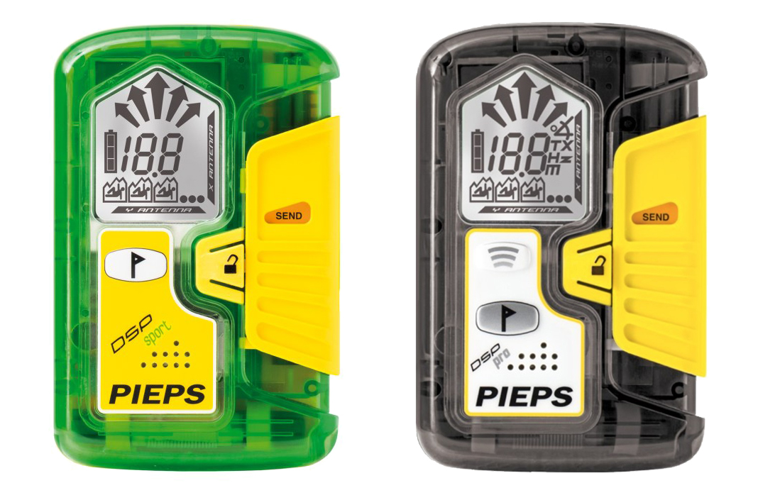 PSA: Flaw in PIEPS DSP Sport & DSP Pro Avalanche Transceivers, BLISTER