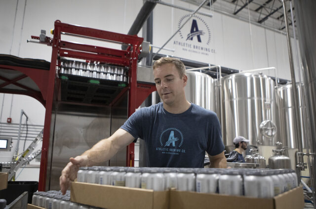 Athletic Brewing Company Founder, Bill Shufelt, goes on the Blister Podcast