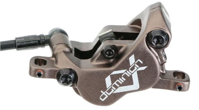 David Golay reviews the Hayes Dominion A4 Brakes for Blister