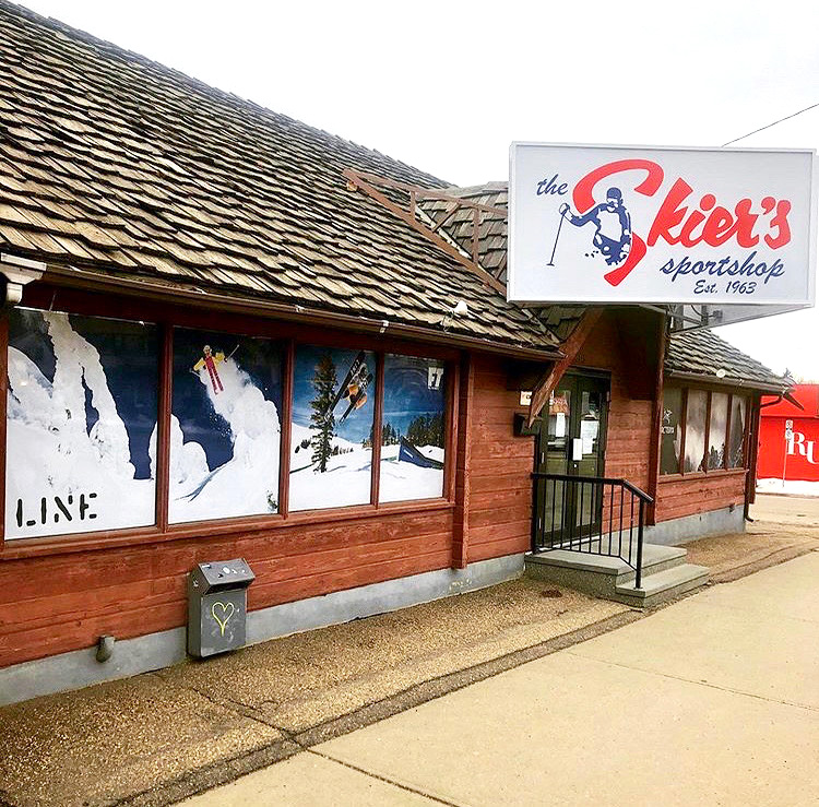 Blister Recommended Shop: The Skier's Sportshop