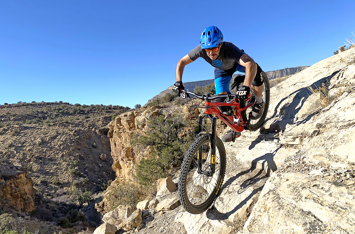 Lance Canfield goes on Blister's Bikes & Big Ideas podcast to discuss the origin of Canfield bikes, competing in the early days of Red Bull Rampage, the new Canfield Lithium & Tilt, and more