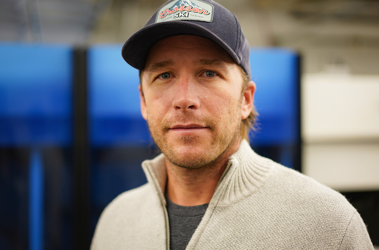 Bode Miller goes on the Blister Podcast to discuss his ski racing career, SKEO, data and skiing, ICL (institute for civic leadership), and more