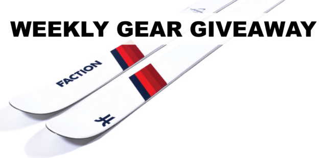Win Candide Thovex's Skis, BLISTER