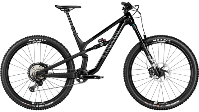 David Golay reviews the Canyon Spectral 29 for Blister