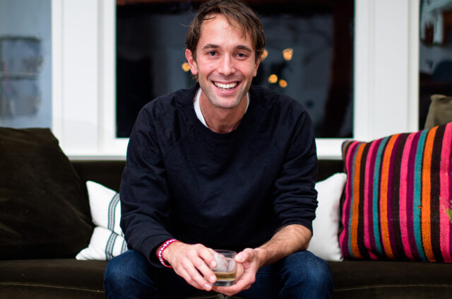 Peter Bromka goes on Blister's Off The Couch podcast to discuss writing, running, writing about running, and more
