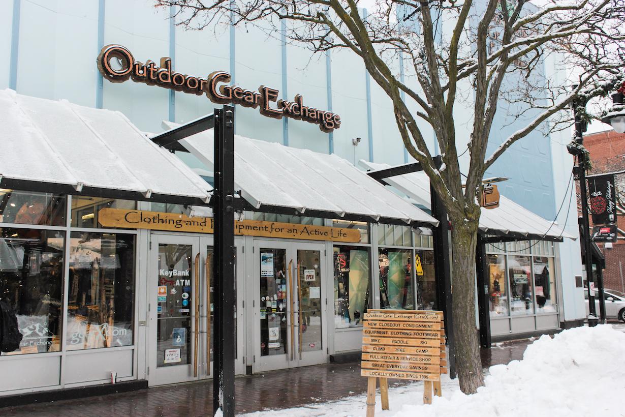Shop Talk: Outdoor Gear Exchange, Burlington, VT (Ep.131), BLISTER