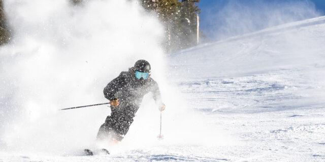 Luke Koppa reviews the Season Nexus ski for Blister