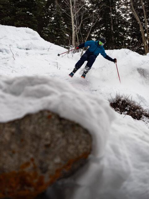 Blister reviews the J Skis Hotshot