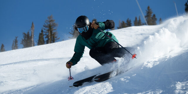 Luke Koppa reviews the Season Aero Ski for Blister