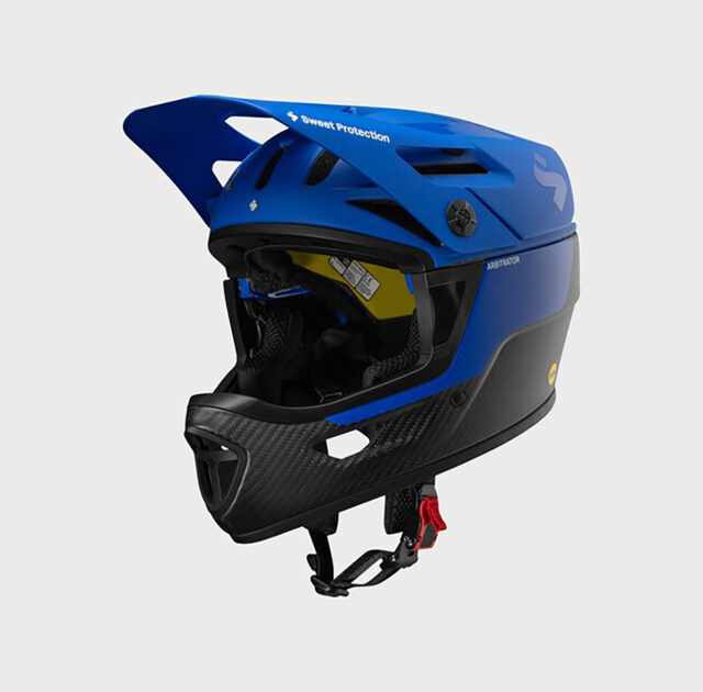 Noah Bodman reviews the Sweet Protection Arbitrator MIPS Helmet for Blister