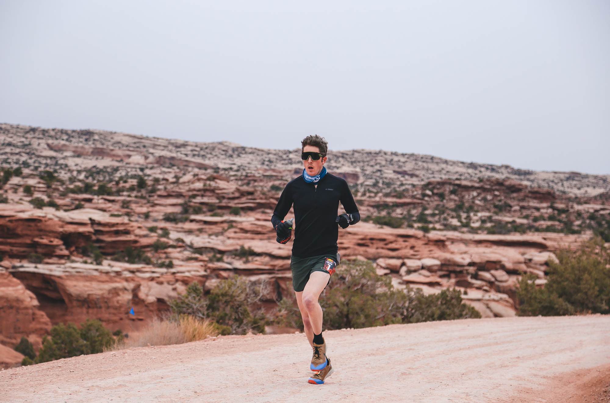 Gordon Gianniny goes on Blister's Off The Couch podcast to discuss the Moab Red Hot, Black Canyon Ultra, Saucony Switchback2, and The North Face Flight Vectiv.