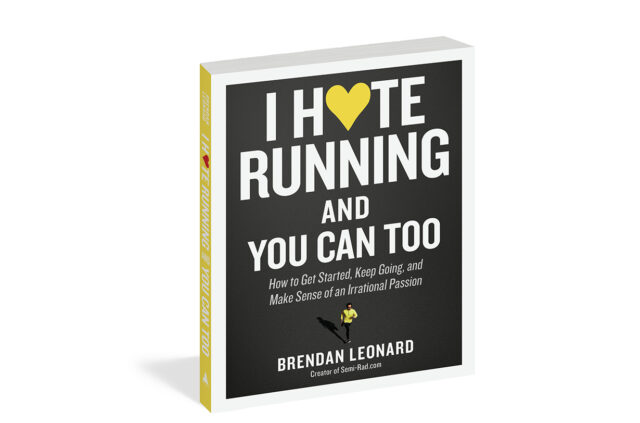 Brendan Leonard discusses on Blister's Off The Couch podcast his new book, I Hate Running and You Can Too, the background behind the book, his relationship with running, and more